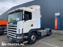 Scania 124 360 manual tractor unit