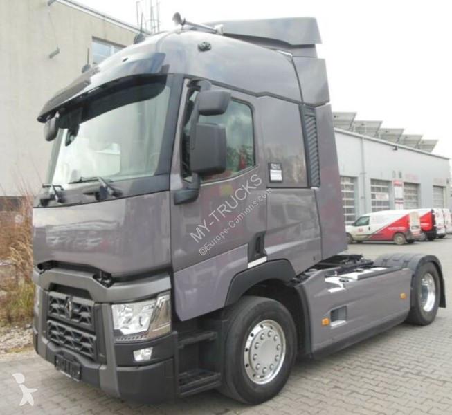 Voir les photos Tracteur Renault Gamme T 480 Standard 2xTanks / Leasing