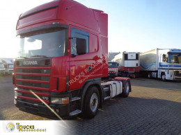 Scania R 470 tractor unit used