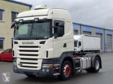 cabeza tractora Scania R 420*Euro 5*Retarder*Klima*TÜV*Schalter*