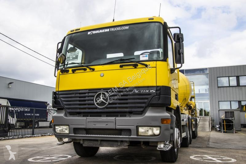 Vedere le foto Trattore Mercedes Actros 2640