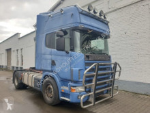 Trekker Scania L 124 420 4x2 124 420 S/4x2, Retarder, Top-ine tweedehands