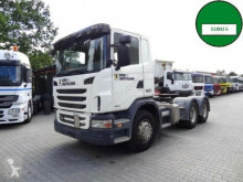 tracteur Scania G480 6X4