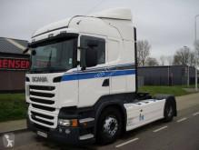 ciągnik siodłowy Scania R410 HL EURO 6 ad-blue+TUV+652.000 km+RETARDER