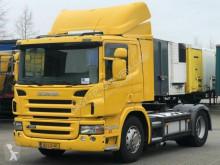 tracteur Scania P320 EURO 5 EEV DAGCABINE