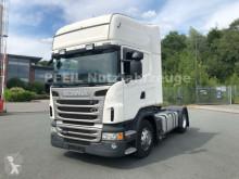 Tracteur Scania R420 Topline- HPI- RETARDER-2 Tanks-Kühlbox occasion
