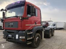 tracteur MAN TRATTORE MAN TGA 33.480
