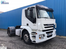 Iveco hazardous materials / ADR tractor unit Stralis 420