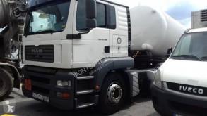 Used hazardous materials / ADR tractor unit MAN TGA 18.400