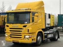 Scania P 320 EURO 5 EEV tractor unit