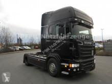 Scania R560 Topline- RETARDER-Kipphydraulik- Leder- ALU tractor unit