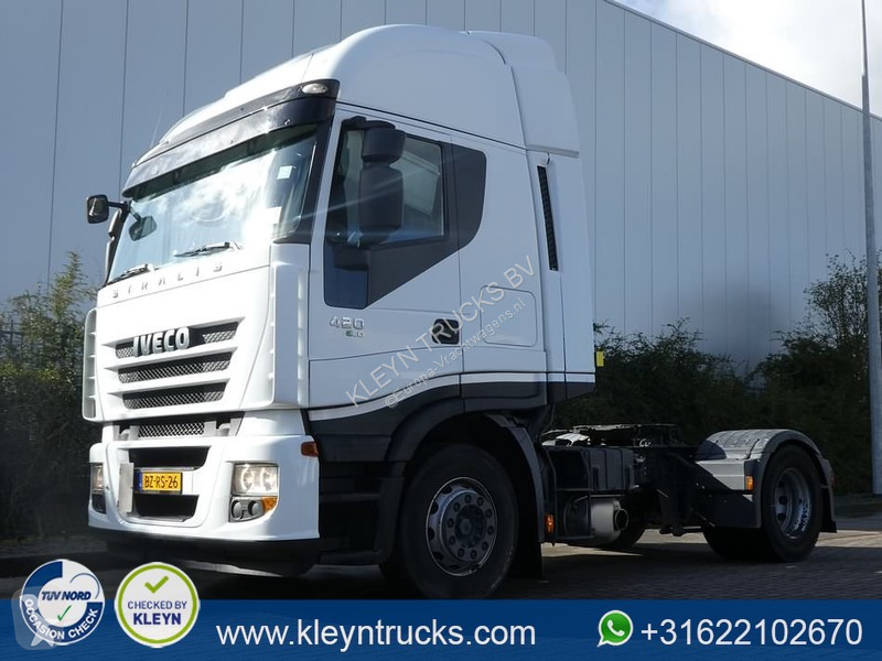 View images Iveco Stralis  tractor unit
