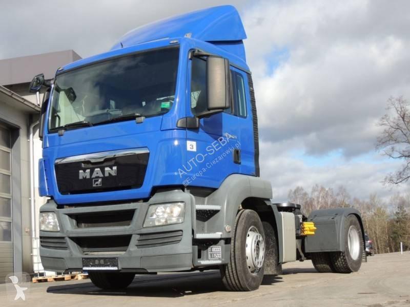 Voir les photos Tracteur MAN TGS 18.320