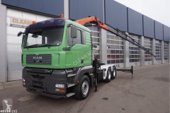 MAN TGA 26.400 tractor unit used
