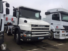 Scania C 124C360 tractor unit used