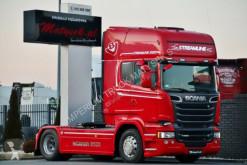 tracteur Scania R 520 / V8 / RETARDER / FULL / XENON /EURO 6 /