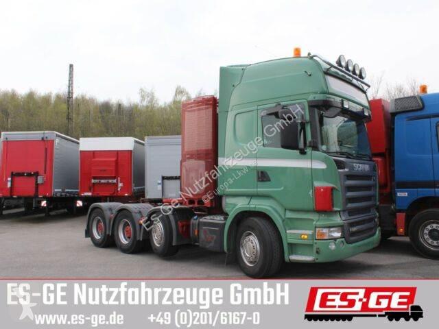 Fotoğrafları göster Çekici Scania R 620