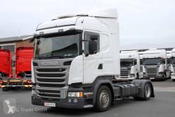 Cabeza tractora convoy excepcional Scania R 450 SC Only! Highline ACC 2 x Tank