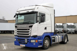Scania R 410 Highline Kipphydaulik Alcoa ACC tractor unit used