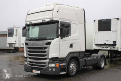 Tracteur convoi exceptionnel Scania R 450 SC Only! Topline Standklima 2 x Tank