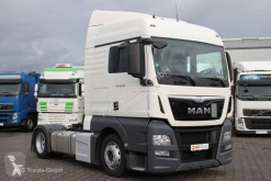 MAN exceptional transport tractor unit TGX 18.400 Euro 6 XLX Lowliner Intarder LGS