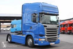 Trekker Scania R 410 Topline Kipp- + Schubbodenhydaulik tweedehands