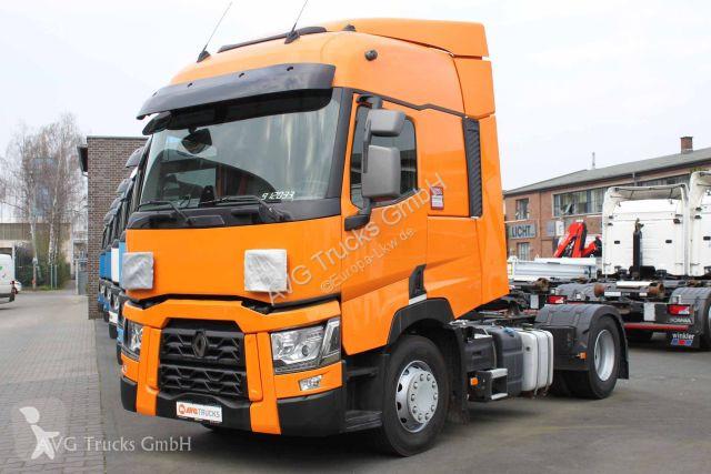Voir les photos Tracteur Renault T 460 Kipphydraulik ACC Optibrake