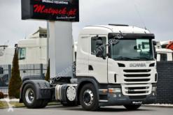 tracteur Scania G 420/RETARDER/MANUAL /TIPPER HYDRAULIC/E 5/