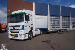 Ensemble routier porte engins occasion Mercedes Actros 1846