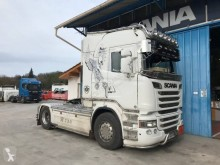 Cabeza tractora Scania R 730 productos peligrosos / ADR usada