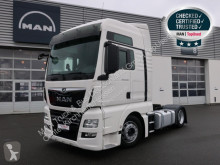 MAN TGX 18.500 4X2 LLS-U E6 Retarder XXL 2x Tank tractor unit used exceptional transport