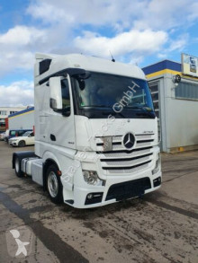 cap tractor transport special Mercedes