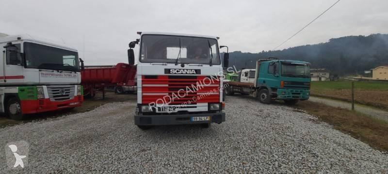 Voir les photos Tracteur Scania H 112H
