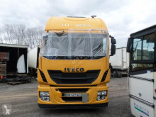 Iveco Stralis tractor unit damaged