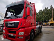 Tractor acidentado MAN TGX 26.560
