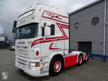 Nyergesvontató Scania R 480 használt