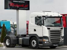 ciągnik siodłowy Scania G 410/EURO 6/ RETARDER / MANUAL/KIPPER HYDRAULI