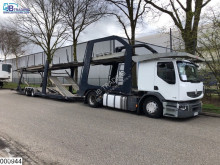 Renault car carrier trailer truck Premium 450