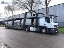 Renault Premium 450 tractor-trailer used car carrier
