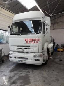 Cap tractor Renault Premium 320.19 DCI vehicul şcoală auto second-hand