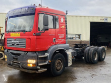 MAN TGA 26.480 tractor unit used