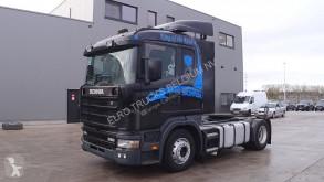 влекач Scania 114 - 380 (MANUAL GEARBOX / BOITE MANUELLE)