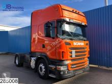 Cabeza tractora Scania R 380 productos peligrosos / ADR usada