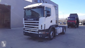 tracteur Scania 114 - 380 (MANUAL GEARBOX)