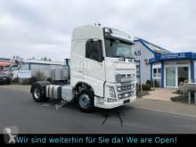 tracteur Volvo FH 500 Euro 6 Kipphydraulik Voll Leder