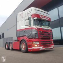 ciągnik siodłowy Scania R560 reserviert , on reservation ,gereserveerd Twinsteer optie c