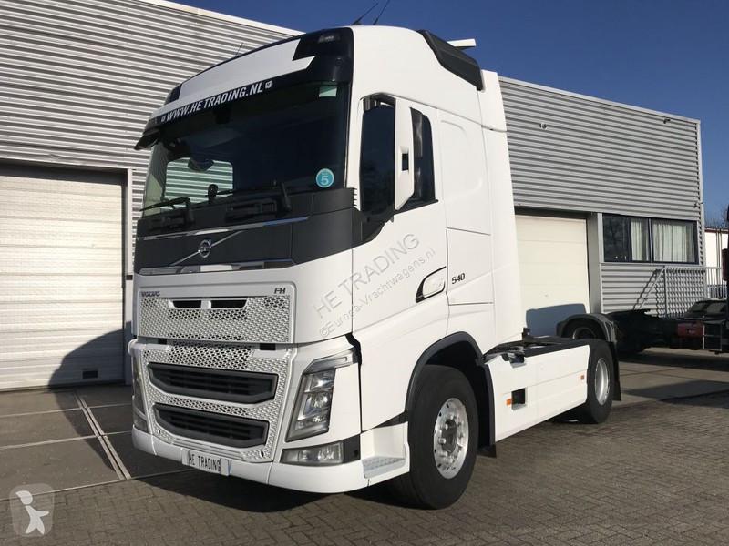 Voir les photos Tracteur Volvo FH13 540