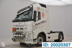 Trekker gevaarlijke stoffen / vervoer gevaarlijke stoffen Volvo FH13