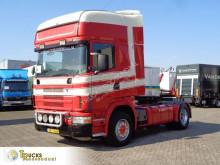 Trekker Scania L tweedehands