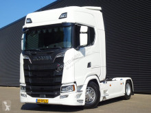 Scania S tractor unit used